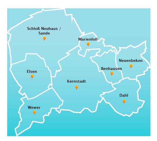 Touren Dachrinnenreinigung in Paderborn